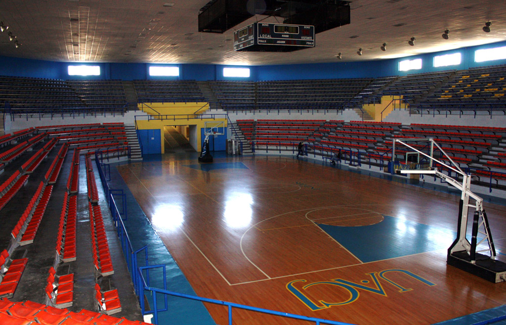 Sport in chihuahua for Gimnasio arena